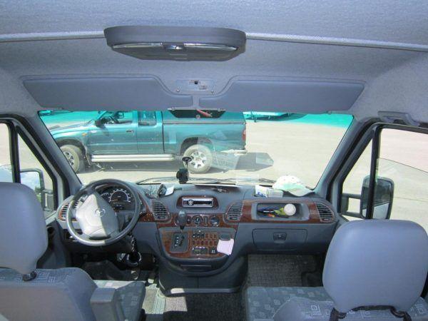 Mercedes-Benz Sprinter 316 CDi, kevyt k-a