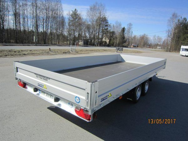 Agados trailerit Botnia caravan