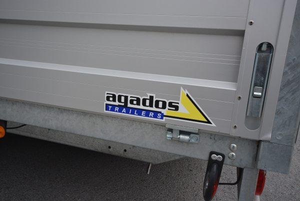 Agados Dona Peräkärry 2,7t, 502x210x35,