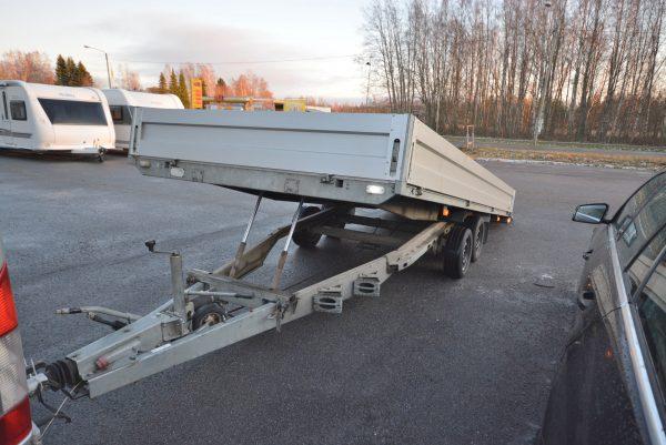 Agados Adam lavettiperäkärry 515x210, VUOKRATAAN