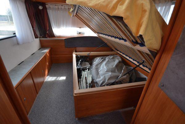 Dethleffs Beduin 540 DB, Myyty